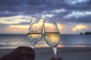 Программа на основе белого вина