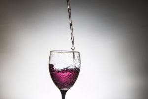 Программа на основе розового вина